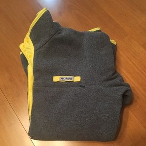 Columbia Fleece Pullover Jacket